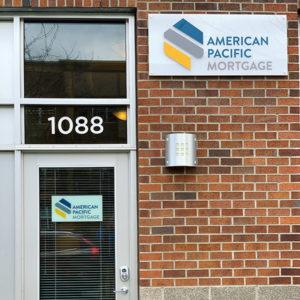 American Pacific Mortgage Orenco