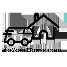 to Your House Oregon Logo Black